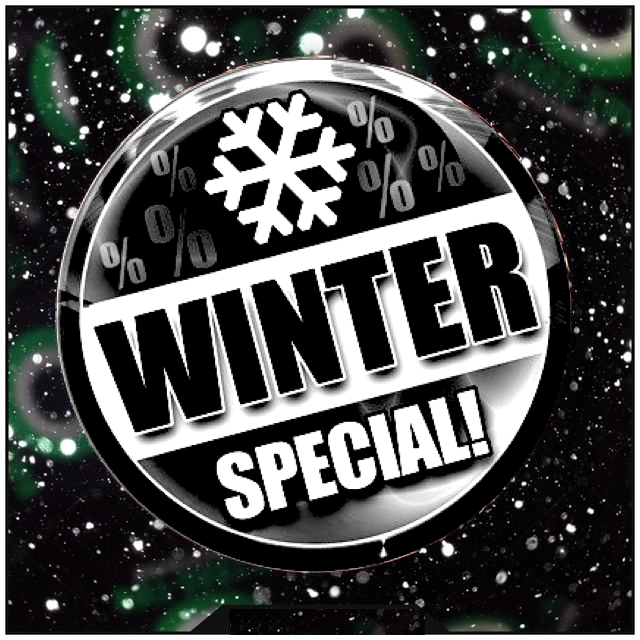 Pure Reflections Winter Special!
